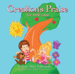 Creation's Praise for little ones, a creative teaching tool designed to teach young children all about how God loves them and how all of creation sings in praise and worship to God their eternal creator...