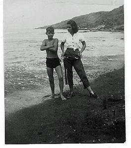 Alfredo y Sara Luz